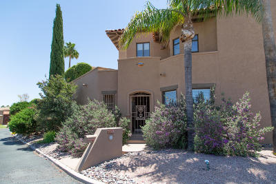 Tucson Townhouse For Sale: 1542 N Estate Drive