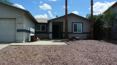 Tucson Single Family Home For Sale: 2521 W Firebrook Road