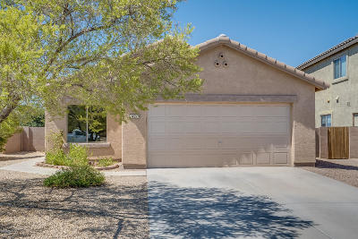 Marana Single Family Home For Sale: 14219 N Chaco Journey Avenue