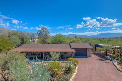 Tucson Single Family Home For Sale: 4260 N Bonanza Avenue