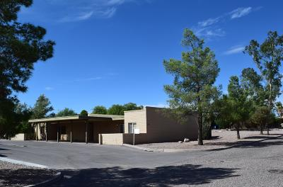 Pima County Townhouse Active Contingent: 3552 S Mission Road #A