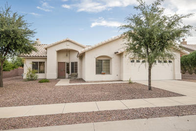Sahuarita Single Family Home For Sale: 1697 W Corte Del Calvo