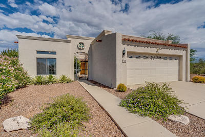 Tucson Single Family Home For Sale: 2726 W Calle San Isidro