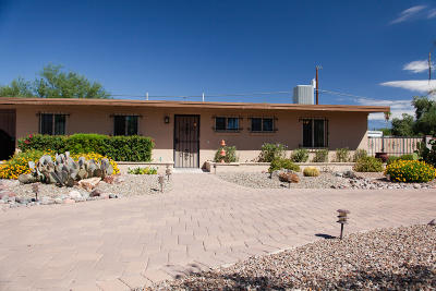 Tucson Single Family Home For Sale: 6021 E 16th Place