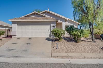 Tucson Single Family Home For Sale: 3204 W Via Campana De Cobre