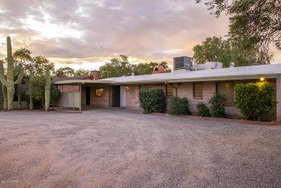 Tucson Single Family Home For Sale: 3545 E Hampton Street