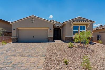 Marana Single Family Home For Sale: 7549 W Buckeye Path N