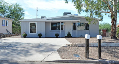 Tucson Single Family Home For Sale: 808 E Waverly Street