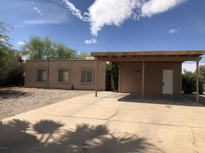 Tucson Single Family Home For Sale: 2931 W Treeline Place