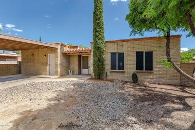 Tucson Single Family Home For Sale: 2111 S Roberto Place