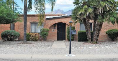 Tucson Townhouse Active Contingent: 4337 E Fortaleza Street