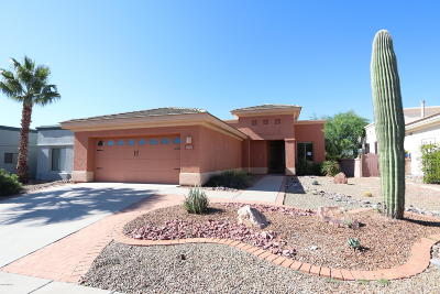 Green Valley Single Family Home For Sale: 2233 W Gramercy Drive
