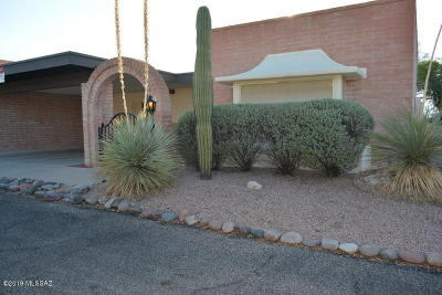 Tucson Townhouse For Sale: 5436 N Arroyo Grande Circle