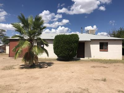 Tucson Single Family Home For Sale: 6121 E Juarez Street