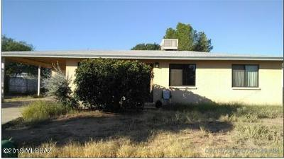 Tucson Single Family Home Active Contingent: 6824 E Nelson Drive