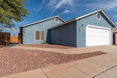 Tucson Single Family Home For Sale: 4654 N Laird Way
