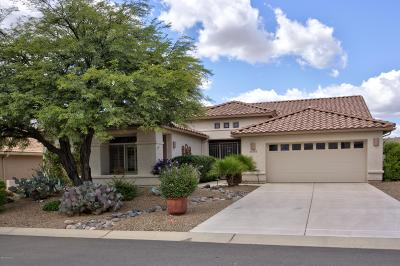 Tucson Single Family Home For Sale: 38288 S Lake Crest Drive