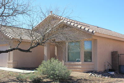 Tucson Single Family Home For Sale: 7626 S Laurel Willow Drive