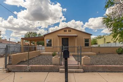 Tucson Single Family Home For Sale: 3674 S Liberty Avenue