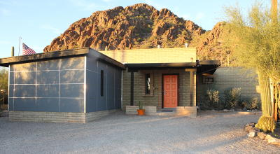 Tucson Single Family Home For Sale: 5745 S Marshall Place