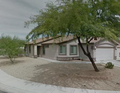 Tucson Single Family Home Active Contingent: 7520 W Tinsley Place