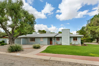 Tucson Single Family Home For Sale: 3325 N Stewart Avenue