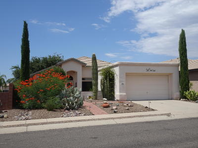 Oro Valley Single Family Home For Sale: 11053 N Eagle Crest Drive
