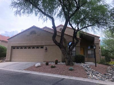 Tucson Single Family Home Active Contingent: 5972 N Coatimundi Drive