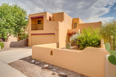 Tucson Single Family Home For Sale: 2725 W Placita Mesa Alta