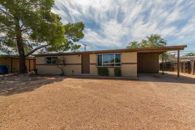 Tucson Single Family Home For Sale: 5042 E 28th Street