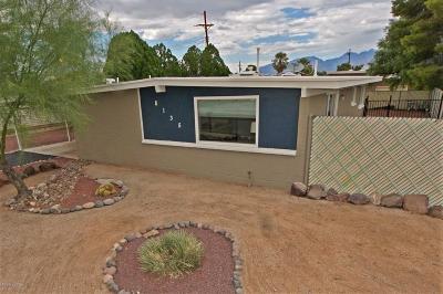 Tucson Single Family Home For Sale: 8135 E Nicaragua Drive