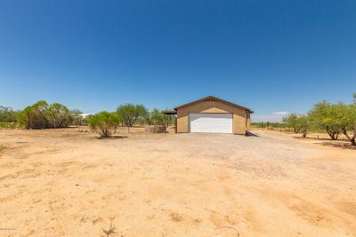 Tucson Single Family Home For Sale: 8150 S Marstellar Road