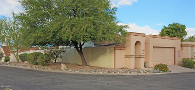 Tucson Single Family Home For Sale: 2786 W Carnation Place