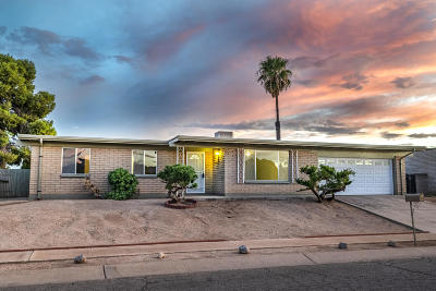 Tucson Single Family Home For Sale: 9322 E Trail Ridge Place