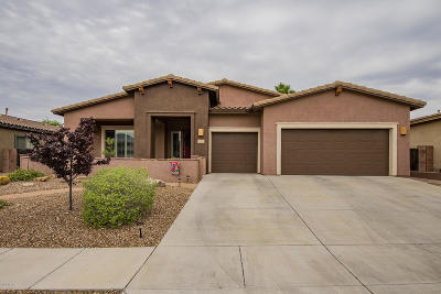 Tucson Single Family Home For Sale: 11855 N Sage Brook Road