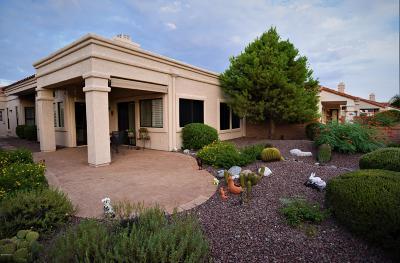 Tucson AZ Single Family Home For Sale: $349,900