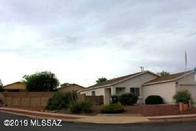 Tucson Single Family Home For Sale: 10186 E Rincon Shadows Drive