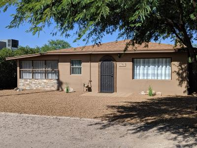 Tucson Single Family Home For Sale: 1707 N 1st Avenue