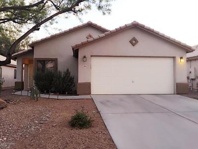 Tucson AZ Single Family Home For Sale: $235,000