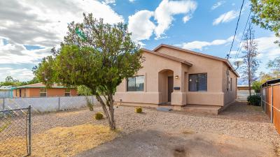 Tucson AZ Single Family Home For Sale: $174,900
