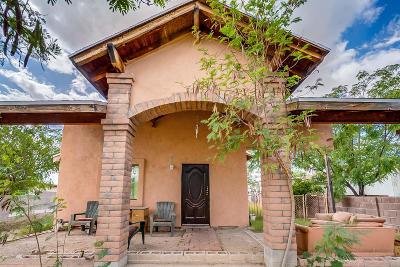 Tucson AZ Single Family Home For Sale: $65,000