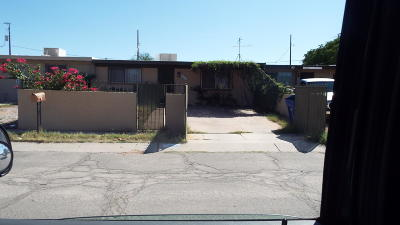 Pima County Townhouse For Sale: 3642 E Shepherd Place