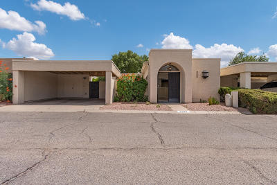 Pima County Townhouse For Sale: 7927 E 3rd Street