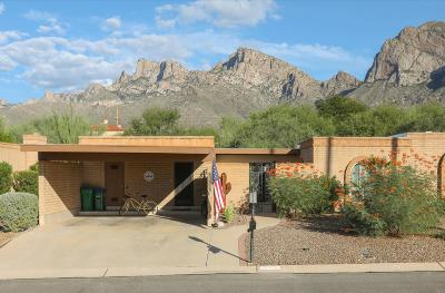 Oro Valley Townhouse Active Contingent: 10190 N Valle Del Oro Drive