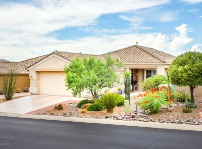 Marana Single Family Home For Sale: 5367 W Winding Desert Drive