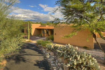 Tucson Single Family Home For Sale: 11480 E Calle Del Rincon