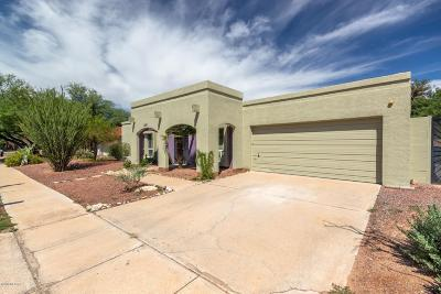 Tucson Single Family Home For Sale: 7471 E Rio Verde Drive