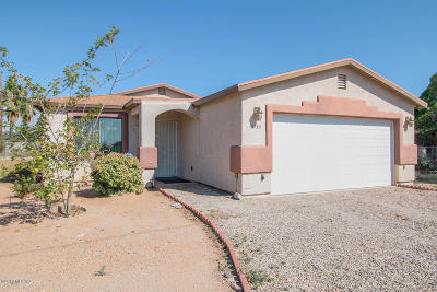 Pima County Single Family Home For Sale: 6733 S Craycroft Road