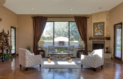 Tucson AZ Single Family Home For Sale: $959,000