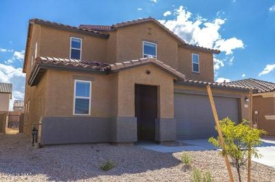 Pima County Single Family Home For Sale: 8533 W Magpie Place